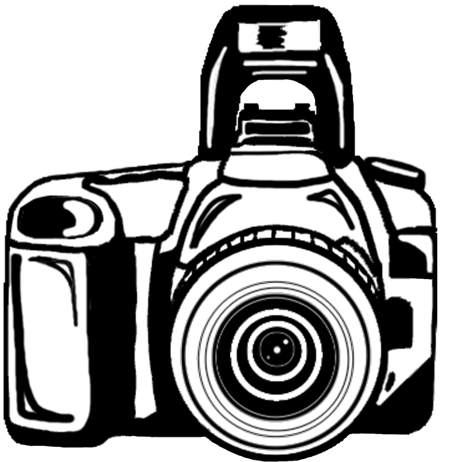 Cute Camera Clipart | Clipart Panda - Free Clipart Images
