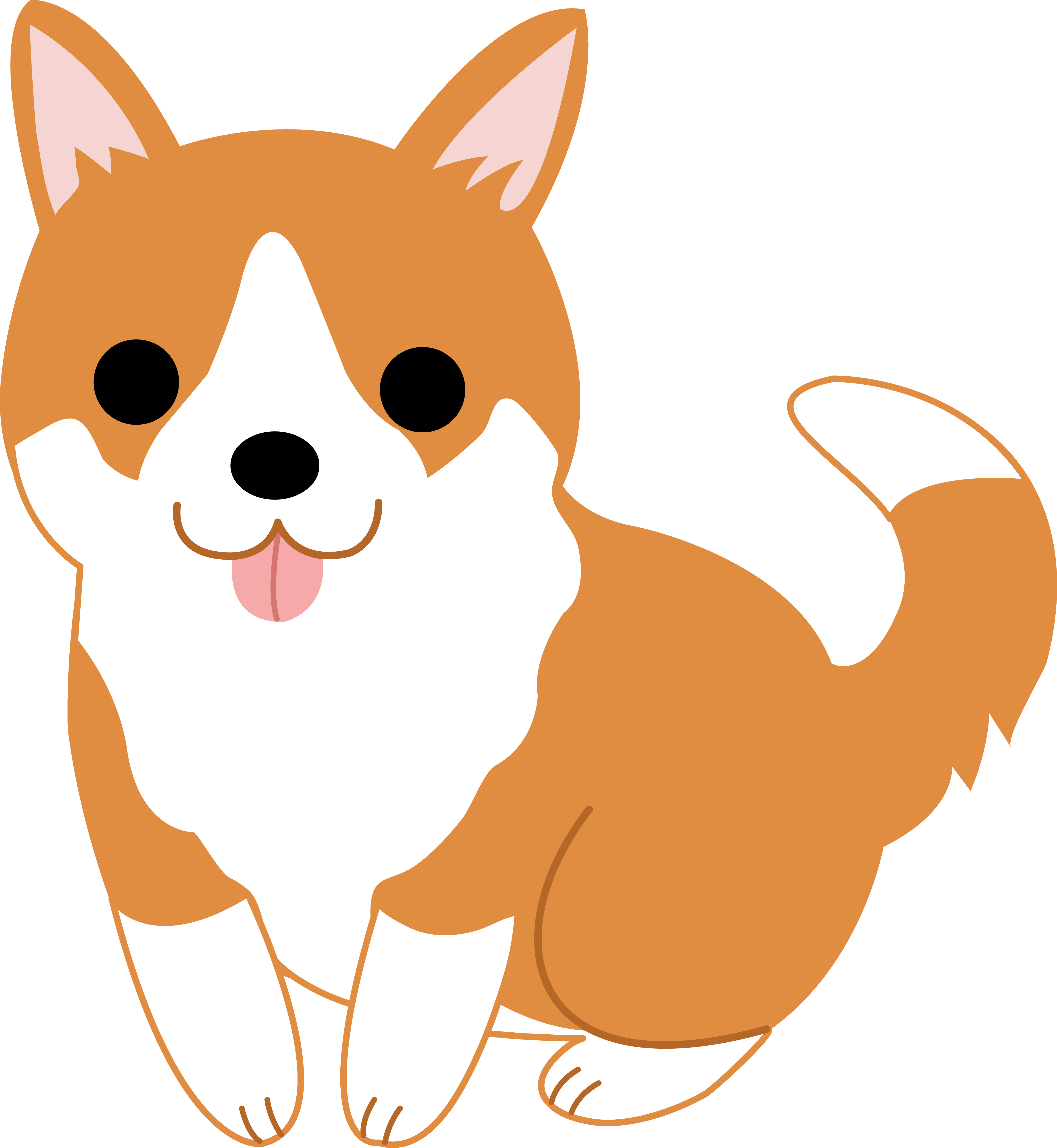puppy clipart clipart panda free clipart images rh clipartpanda com free puppy clipart images free clipart puppy paw prints