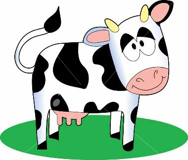 Cute Cow Clipart | Clipart Panda - Free Clipart Images