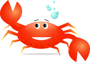 Cute Crab Clipart | Clipart Panda - Free Clipart Images
