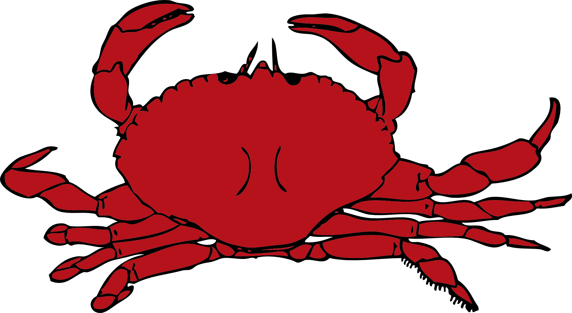 Cute Crab Clipart | Clipart Panda - Free Clipart Images