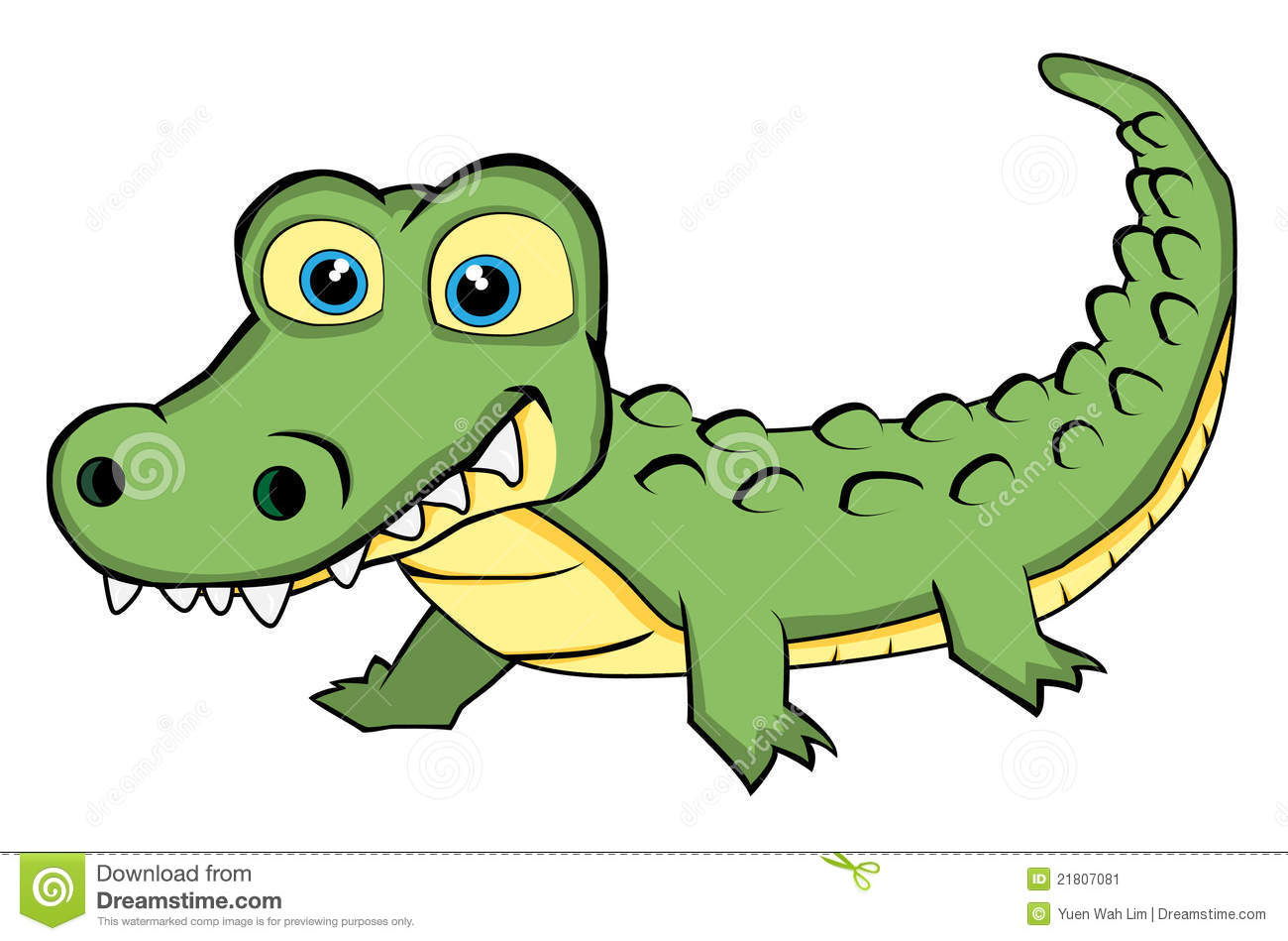 Cute Crocodile Drawing | Clipart Panda - Free Clipart Images
