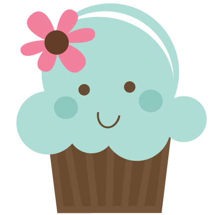 Cute Cupcakes Clipart | Clipart Panda - Free Clipart Images