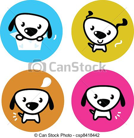 Cute Dog Face Clipart | Clipart Panda - Free Clipart Images