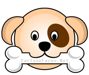 puppy dog face clip art clipart panda free clipart images rh clipartpanda com cute dog face clipart dog licking face clipart