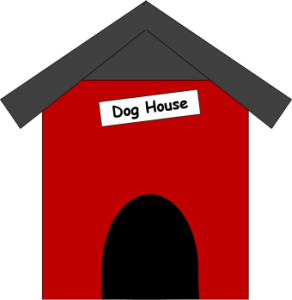 cute%20dog%20house%20clipart