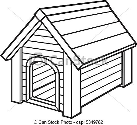Aninimal Book: Cute Dog House Clipart | Clipart Panda - Free Clipart Images