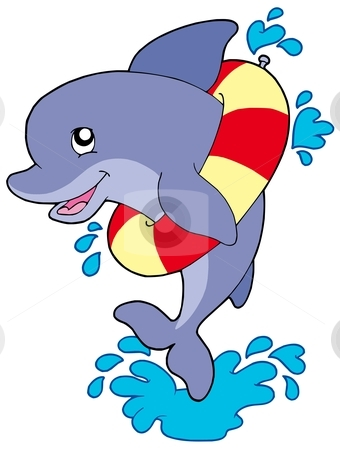 Cute Dolphin Clipart | Clipart Panda - Free Clipart Images