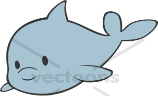 Baby Dolphin Whole body | Clipart Panda - Free Clipart Images