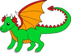 Cute Dragon Clipart | Clipart Panda - Free Clipart Images