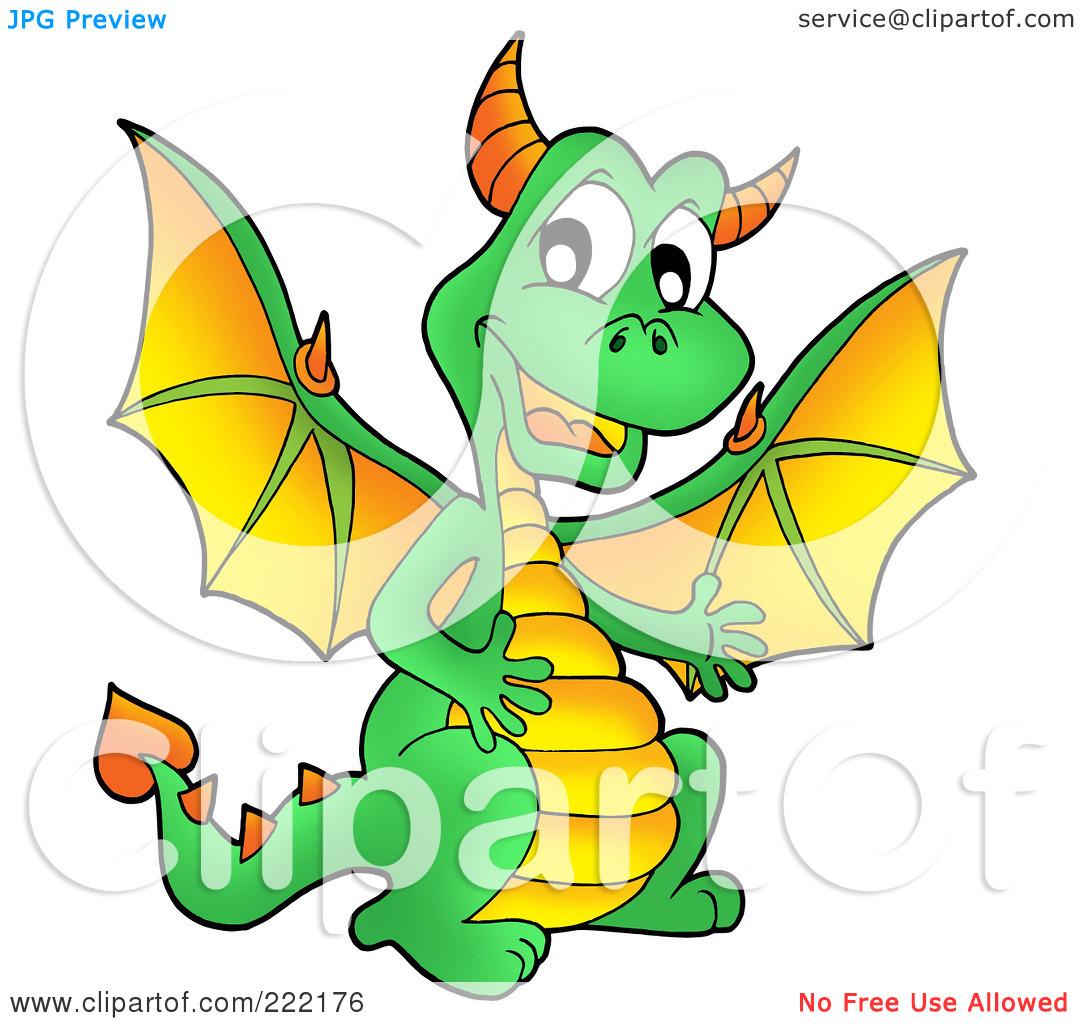 green fire breathing dragon clipart panda free clipart images rh clipartpanda com