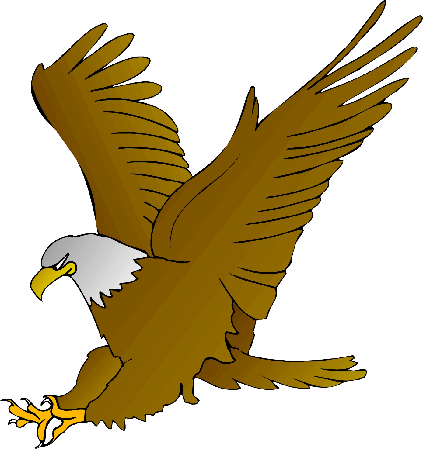 cute eagle clipart clipart panda free clipart images clip art of eagles clip art of eagles flying