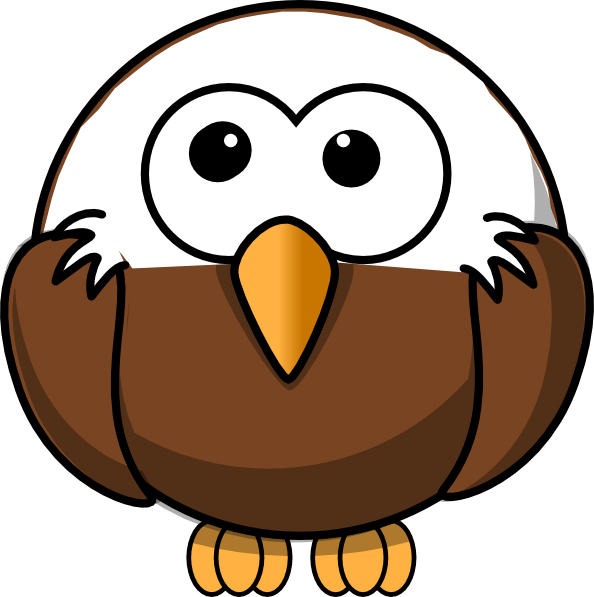 Clip Art Clipart Eagle cute eagle clipart panda free images