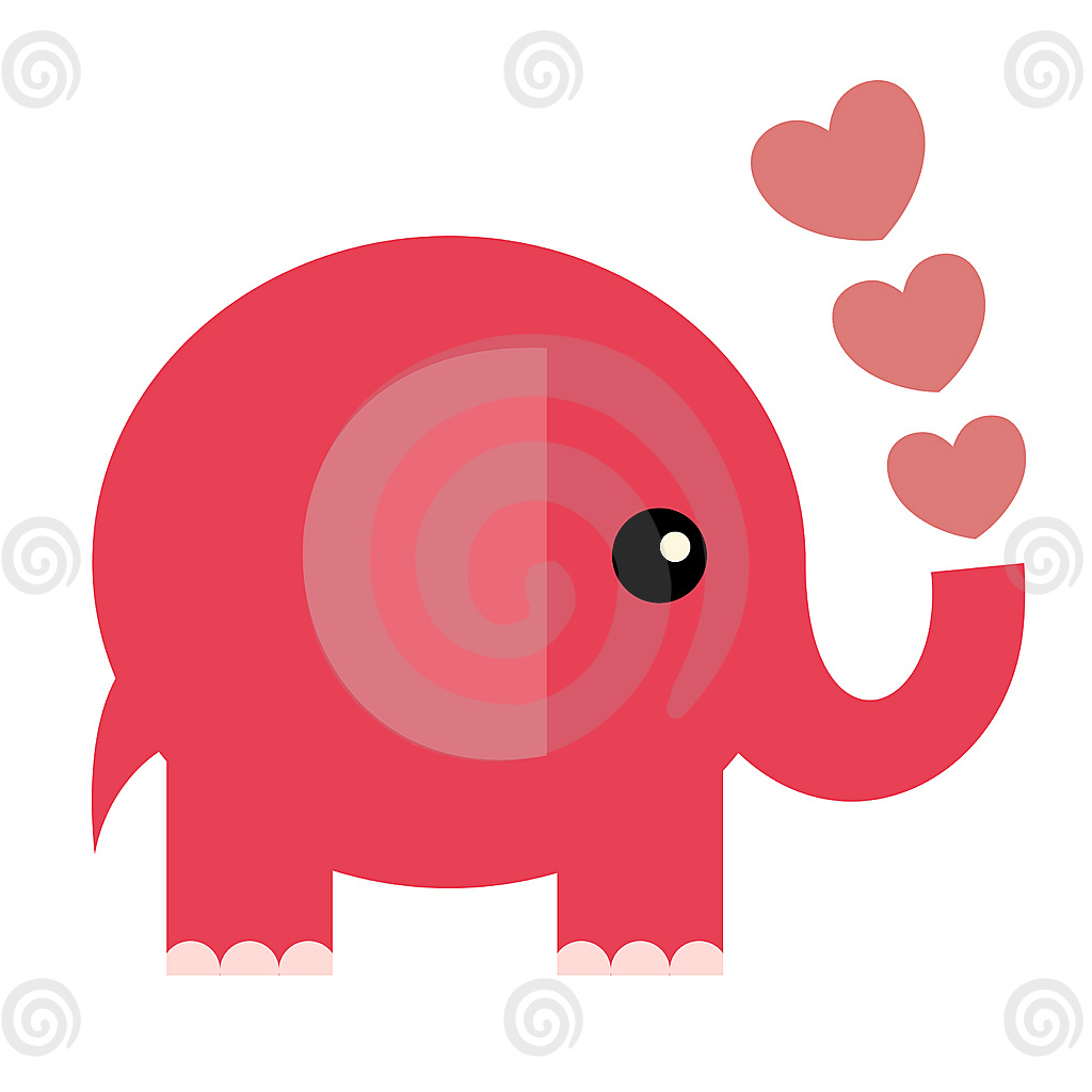 cute cartoon elephant wallpaper images