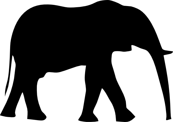 elephant clipart panda - photo #15