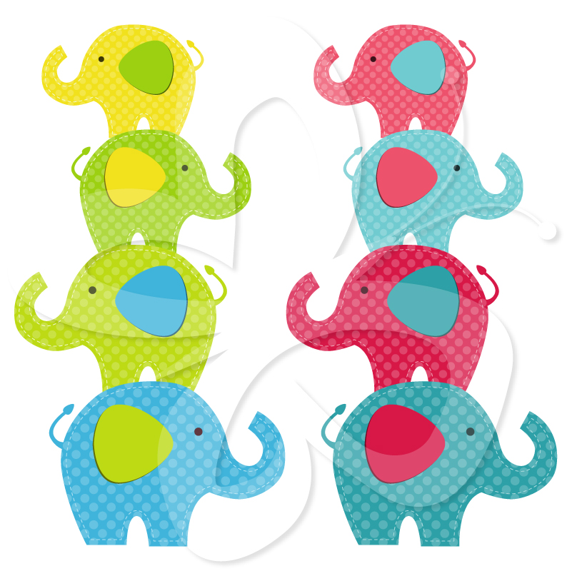 elephant clipart panda - photo #30
