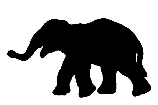 elephant clipart panda - photo #34