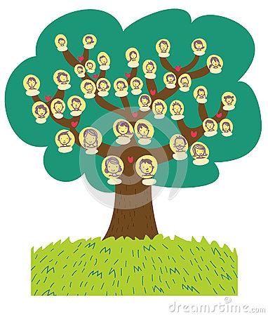 Animated family tree - photo#12