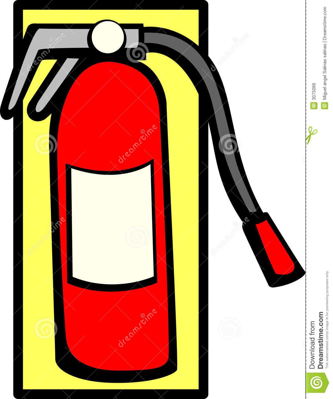 Cute Fire Extinguisher Clipart | Clipart Panda - Free ...