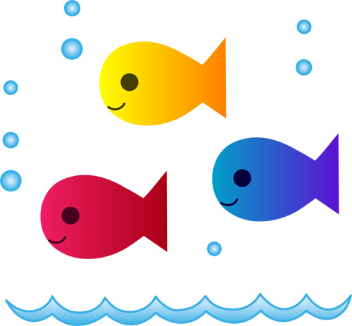 Cute Fish Clip Art | Clipart Panda - Free Clipart Images