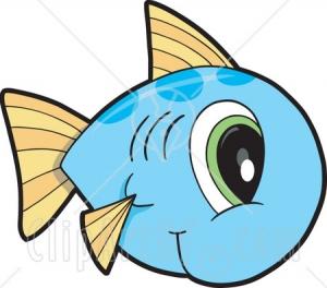 cute-fish-clipart-300x264.jpg | Clipart Panda - Free ...