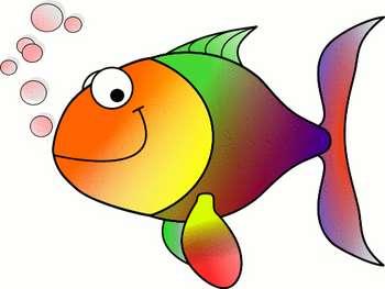 cute fish clip art clipart panda free clipart images rh clipartpanda com clip art of fish fins clip art of fish fins
