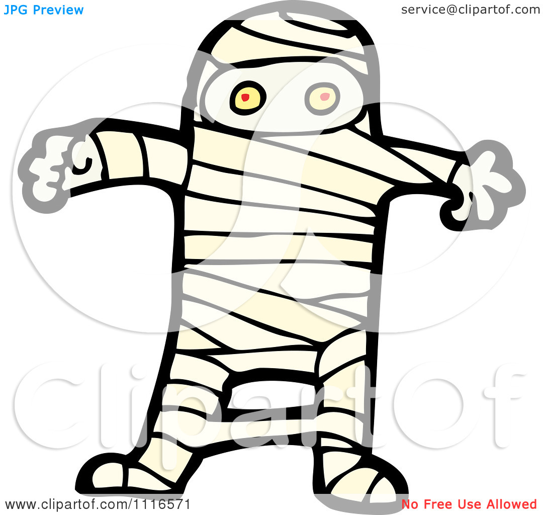 free halloween mummy clipart - photo #31