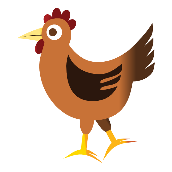 Chicken Wing Clipart  ...