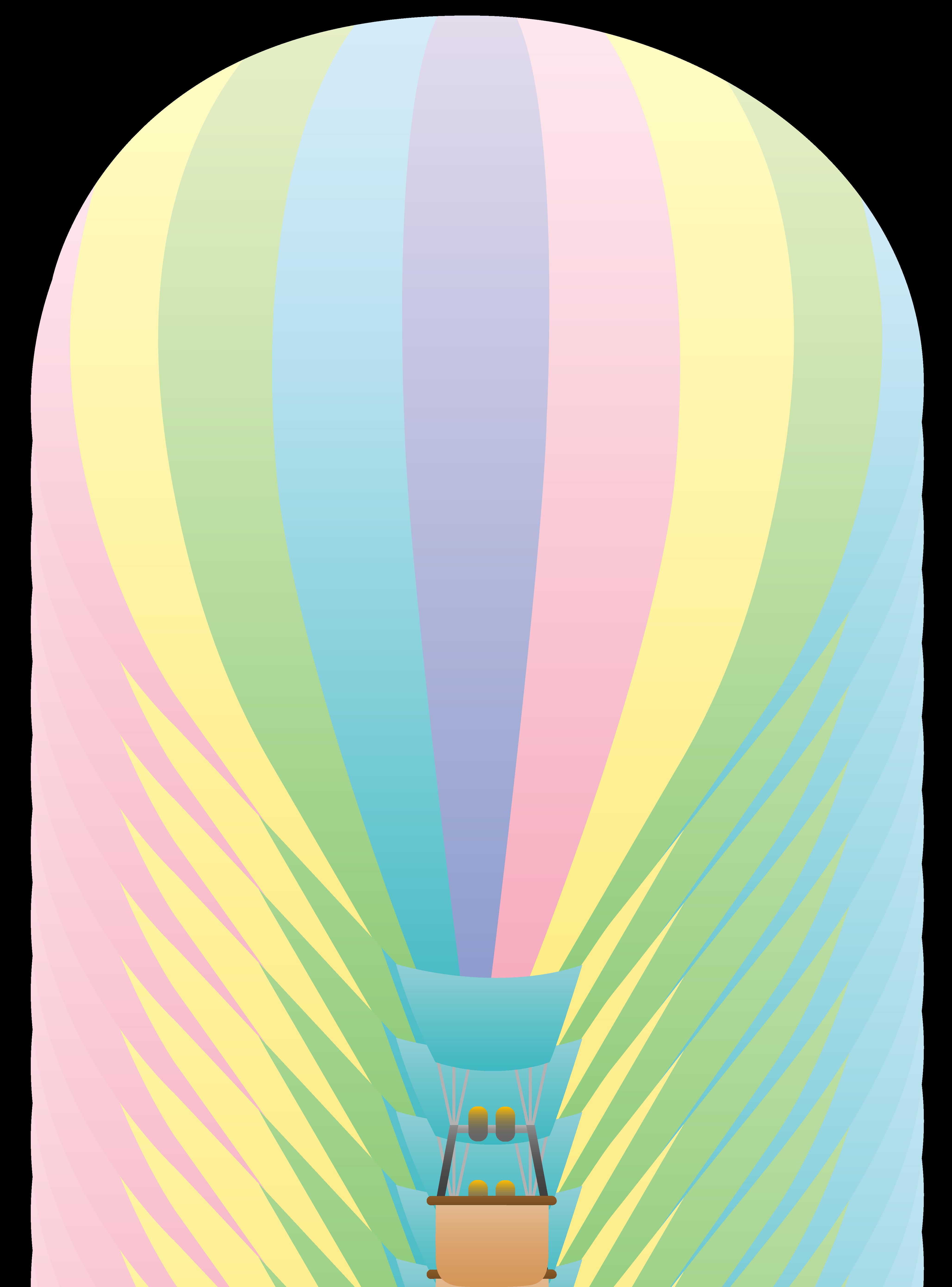 foto de Hot Air Balloon Clip Art Png Clipart Panda Free