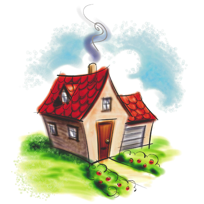 Cute House Clip Art | Clipart Panda - Free Clipart Images