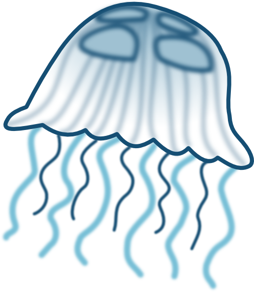 cute jellyfish clipart clipart panda free clipart images rh clipartpanda com jellyfish clipart black and white jellyfish clip art black and white