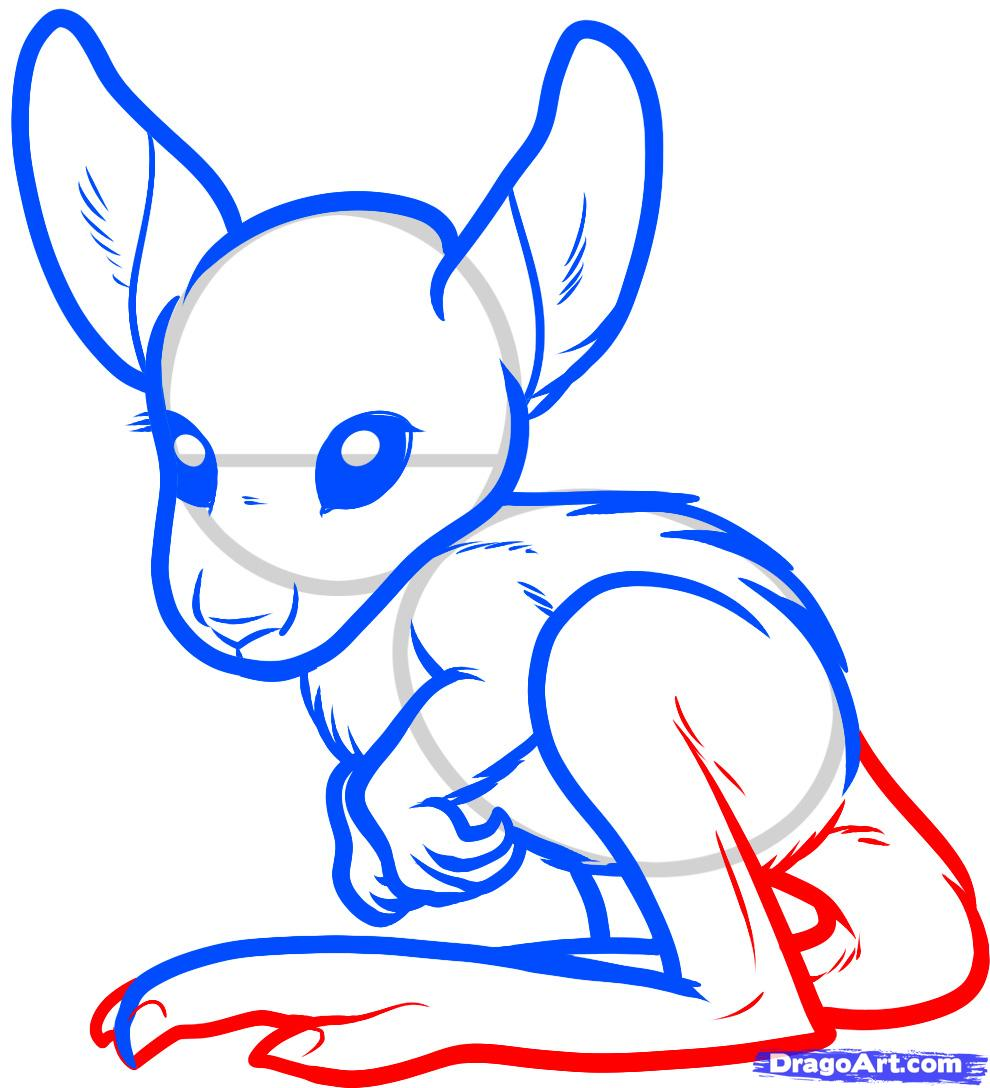 Cute kangaroo drawing clipart panda free clipart images for How to draw websites for free
