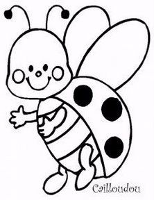 Cute Ladybug Drawings   Clipart Panda - Free Clipart Images