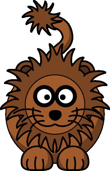 Cute Lion Head Clipart | Clipart Panda - Free Clipart Images