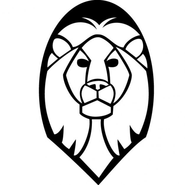 Cute lion head clipart lion head vector clip art 91 2147487599 jpg