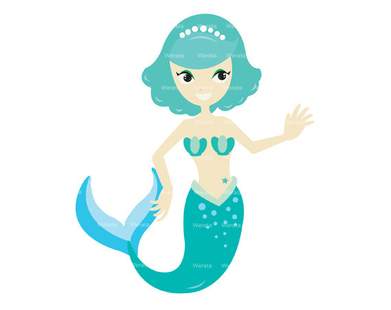 Mermaid Tail Clipart | Clipart Panda - Free Clipart Images