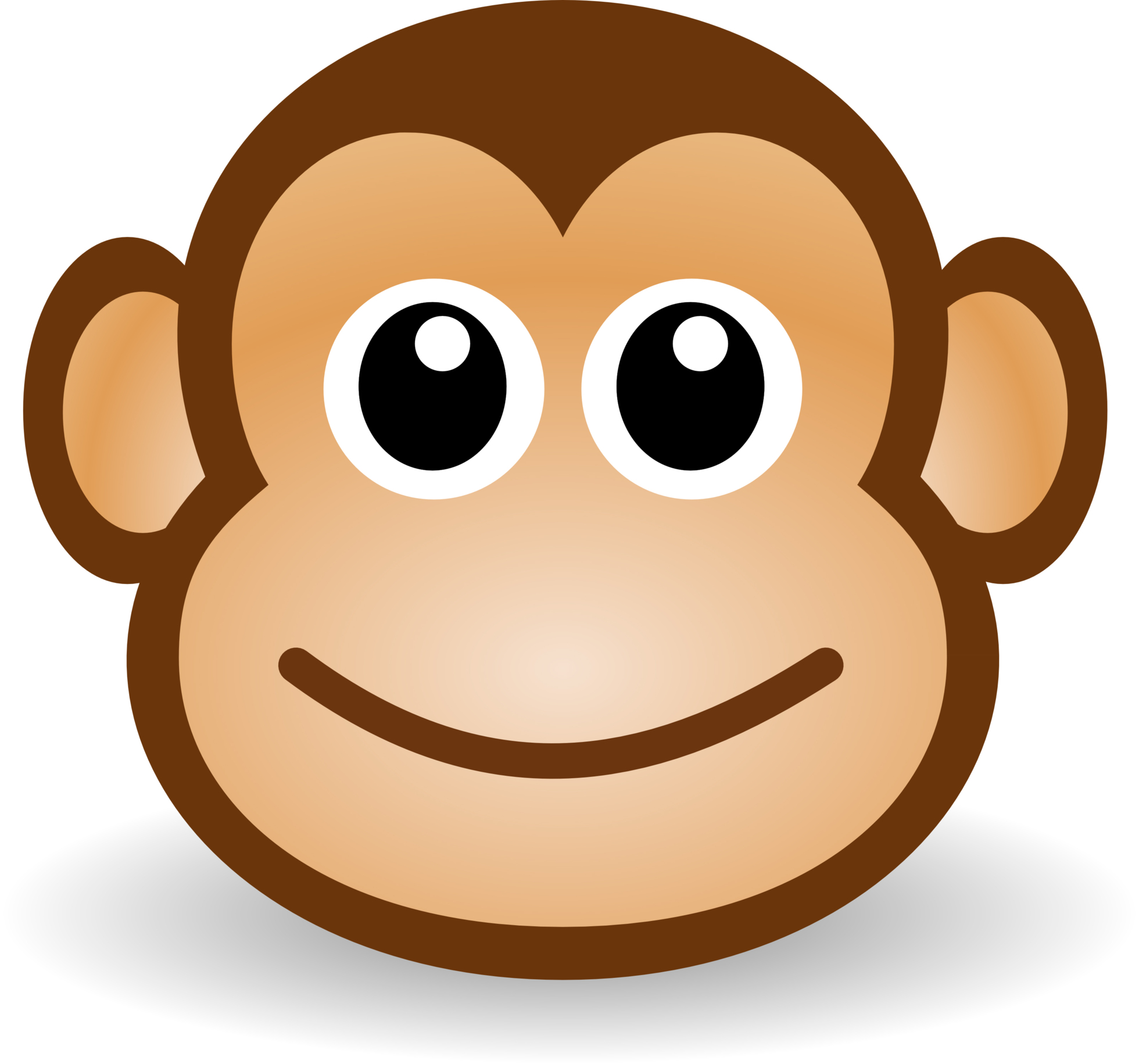 Monkey Cartoon | Clipart Panda - Free Clipart Images