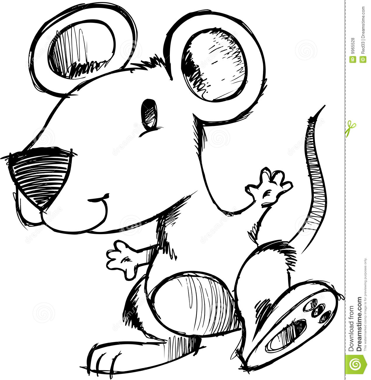Cute Mouse Drawing | Clipart Panda - Free Clipart Images