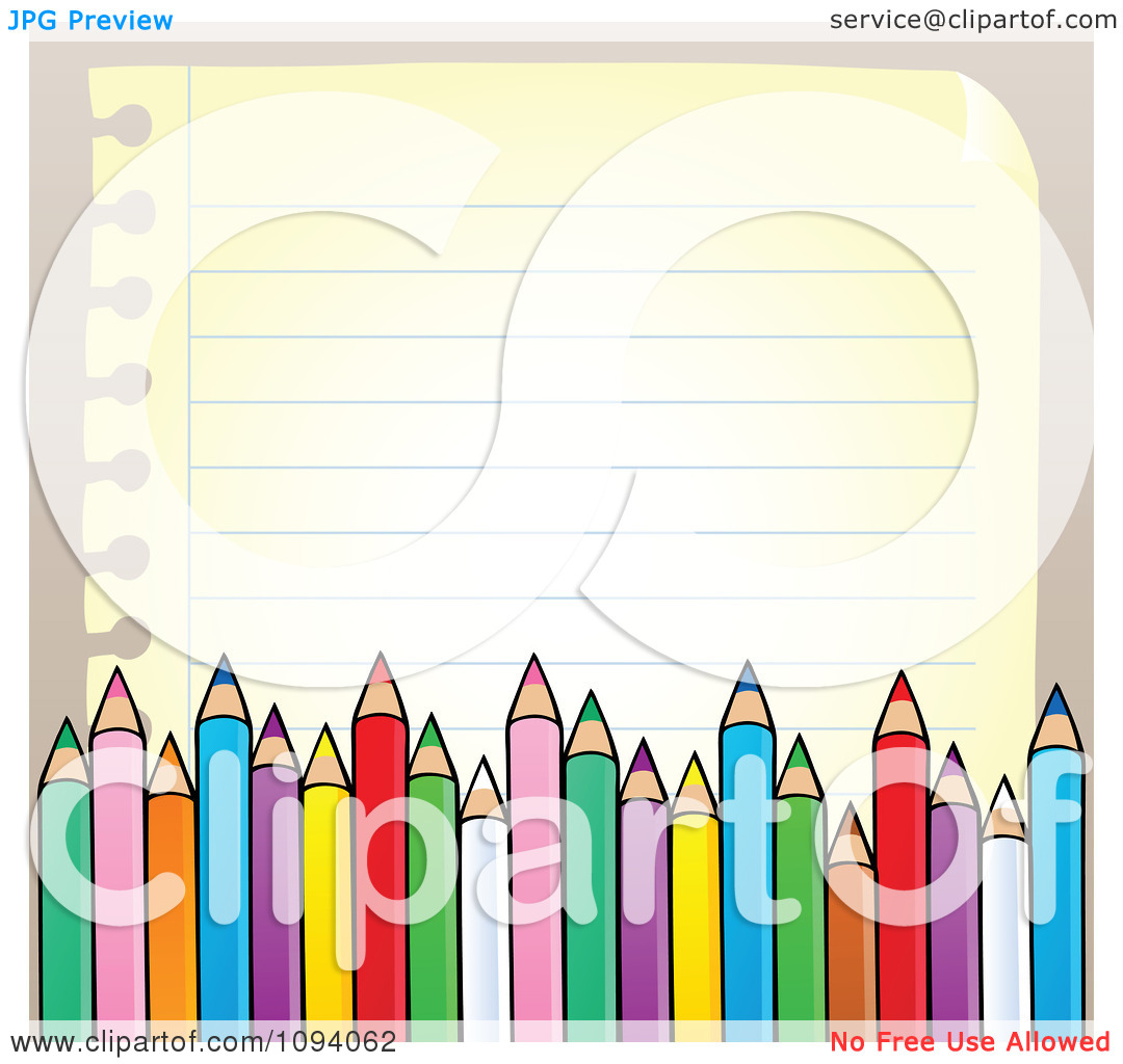 cute%20paper%20and%20pencil%20clipart