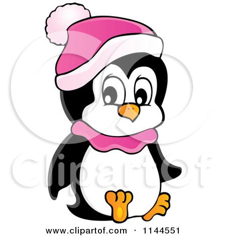 Winter Penguin Clip Art Border | Clipart Panda - Free ...