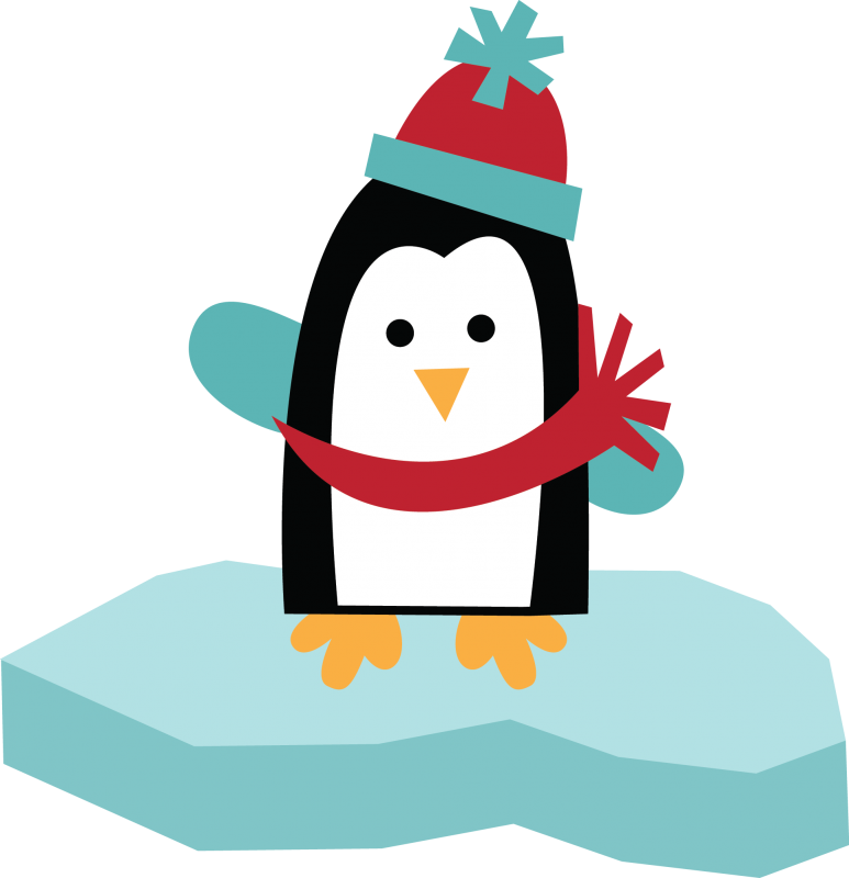 Holiday Penguin Clipart | Clipart Panda - Free Clipart Images