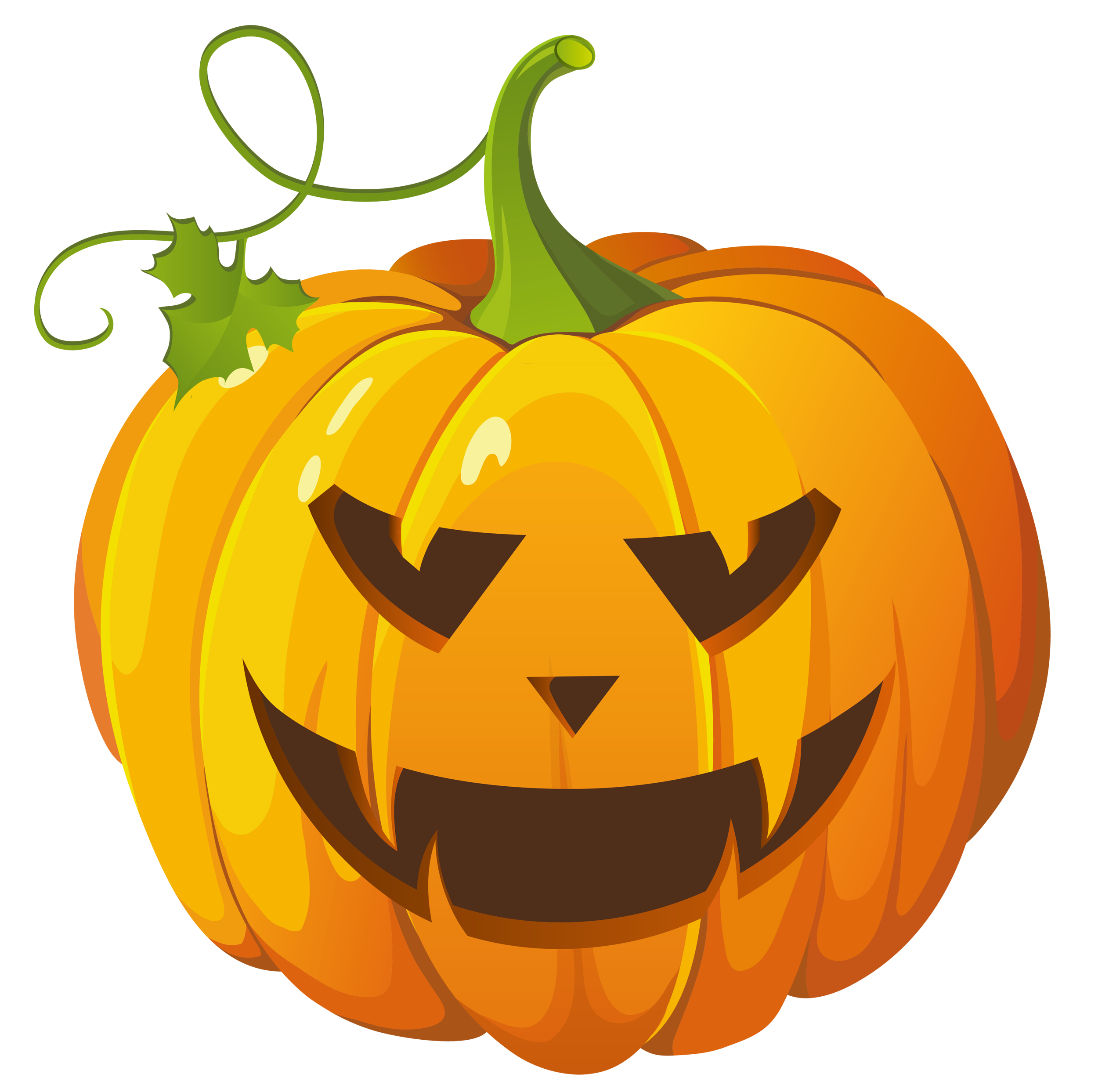 Clipart Halloween Pumpkin