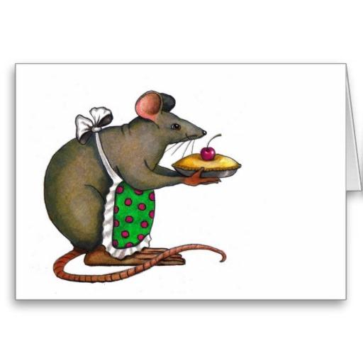 Cute Rat Drawing   Clipart Panda - Free Clipart Images