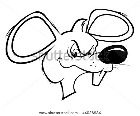 Rats drawing cartoon - photo#22