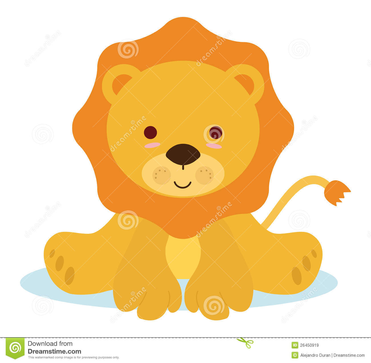 cute%20roaring%20lion%20clipart