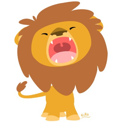 cute roaring lion clipart clipart panda free clipart images rh clipartpanda com roaring lion clipart black and white Lion Roaring Drawing