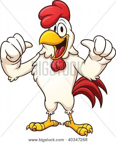 Cute Rooster Clipart | Clipart Panda - Free Clipart Images