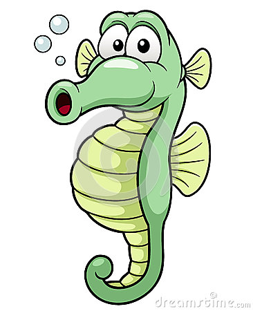 Green Seahorse Clipart | Clipart Panda - Free Clipart Images