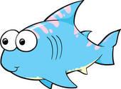 Friendly Shark Clip Art | Clipart Panda - Free Clipart Images