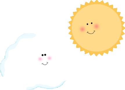 Cute Smiling Sun   Clipart Panda - Free Clipart Images